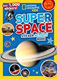 Best National Geographic Children's Books Childrens Books - National Geographic Kids Super Space Sticker Activity Book: Review
