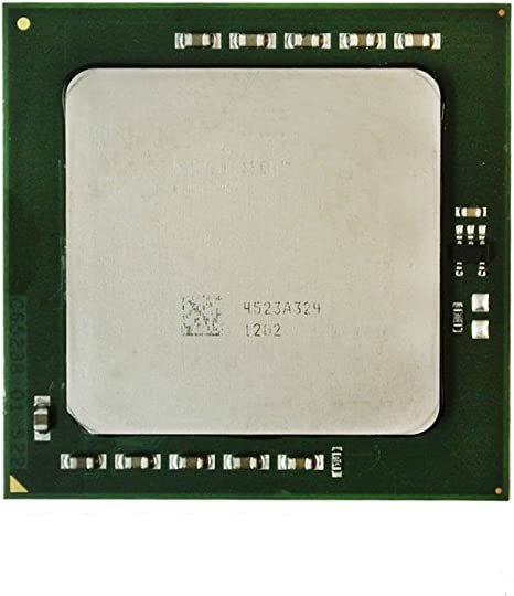 Intel SL7ZD Xeon Socket 604 CPU 3,4 GHz processore