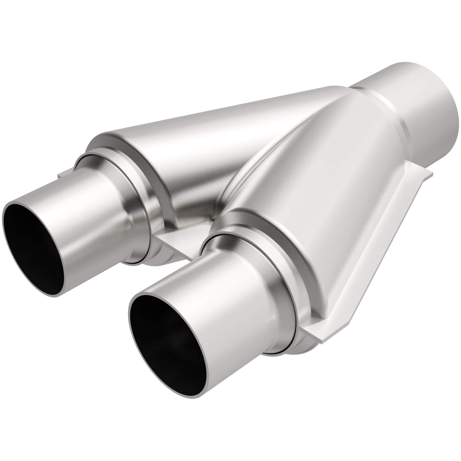 Magnaflow 10758 Stainless Steel 2.5' Exhaust Y-Pipe MagnaFlow Exhaust Products
