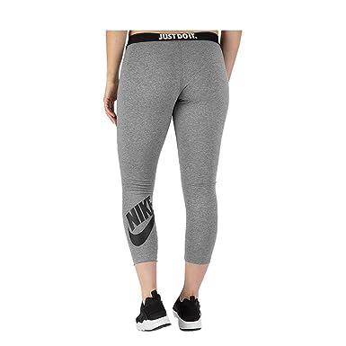 973b6cdb2dd92 Nike Womens Fitness Yoga Athletic Leggings Gray M, Tights & Leggings ...
