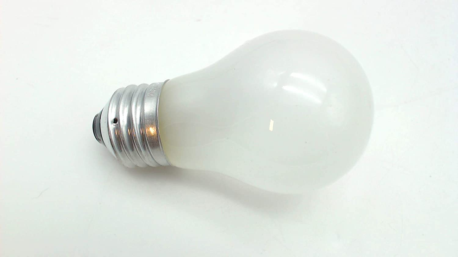 8009 Replacement Light Bulb 40 Watt Compatible With Whirlpool Refrigerators
