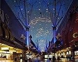Photo: Downtown 'Fremont Street Experience' light show,Las Vegas,Nevada