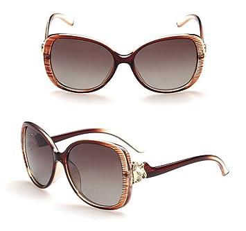 Damen Polarisierte Sonnenbrille Driving Mirror Sonnencreme Fashion Sonnenbrille Outdoor Sonnenbrille,Pomegranatered