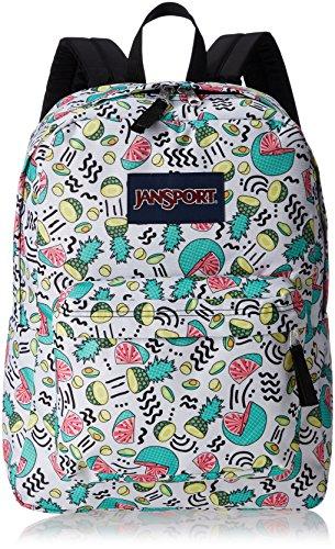 JanSport Unisex SuperBreak Fruit Ninja Backpack by JanSport