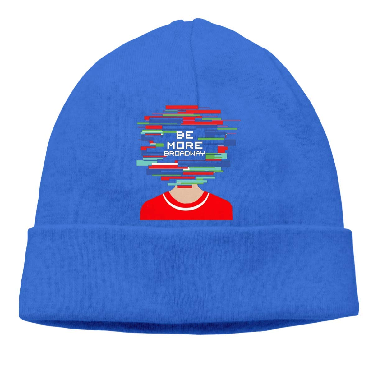 Dama Home Be More Chill Be More Broadway Beanie Men Women - Unisex ...
