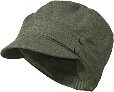 Jeanne Simmons 2 Button Womens Fleece Cap