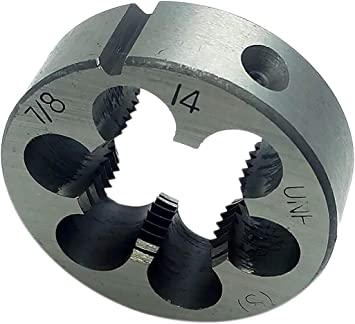 US Stock HSS 7//8-14 UNF Die Right Hand Thread M778