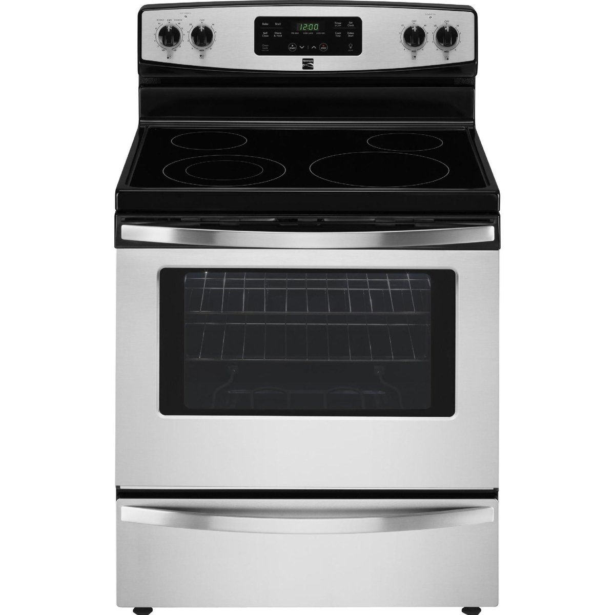Kenmore 94173 5.3 cu. ft. Self Clean Electric Range in Stainless Steel, includes delivery and hookup 2294173