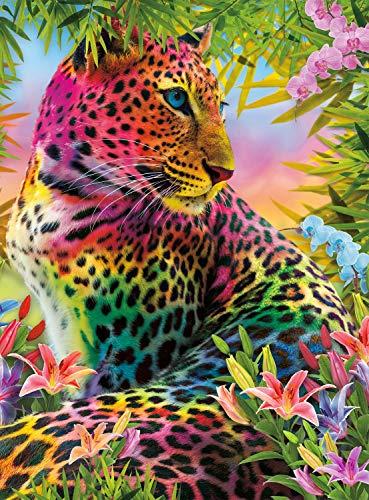 Buffalo Games - Vivid Collection - Wild Color - 1000 Piece Jigsaw Puzzle