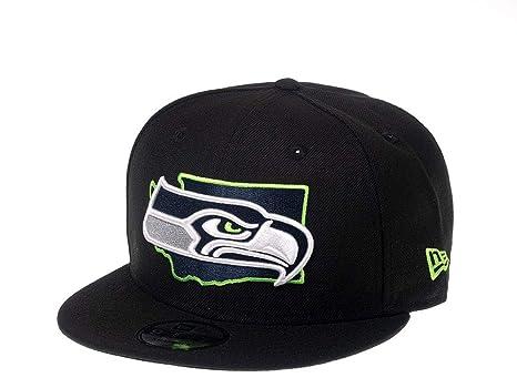 A NEW ERA Era Seattle Seahawks State Edition 9Fifty - Gorra ...