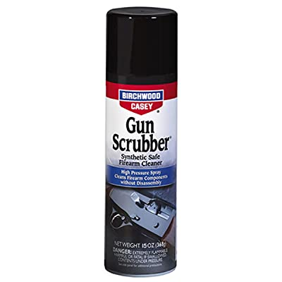 Birchwood Casey Gun Scrubber Firearms Cleaner