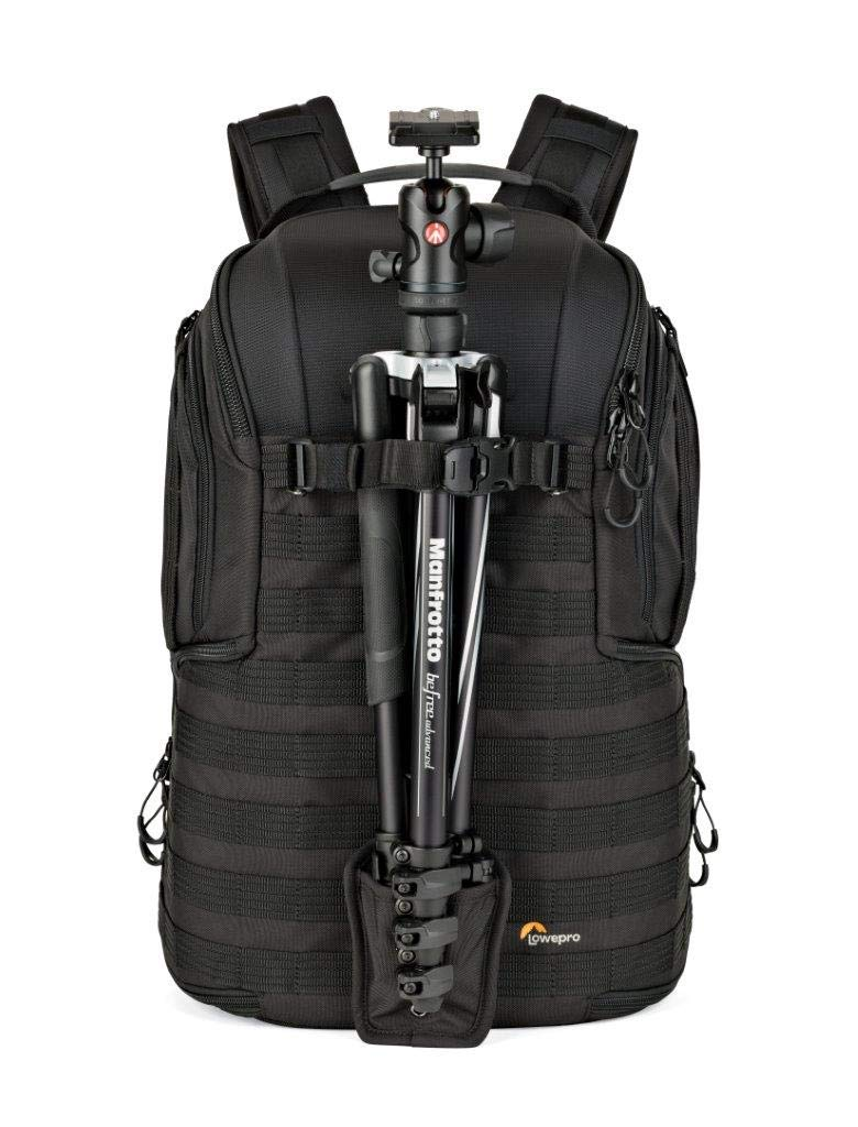 Lowepro ProTactic 350 AW II Black Pro Modular Backpack with All Weather Cover for Laptop Up to 13 Inch, Tablet, Canon/Sony Alpha/Nikon DSLR, Mirrorless CSC and DJI Mavic Drones LP37176-PWW by Lowepro (Image #9)