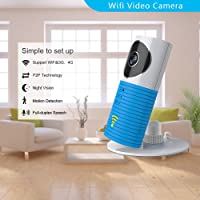 Clever Dog Smart Camera WiFi Monitor, Security Camera Video Surveillance System