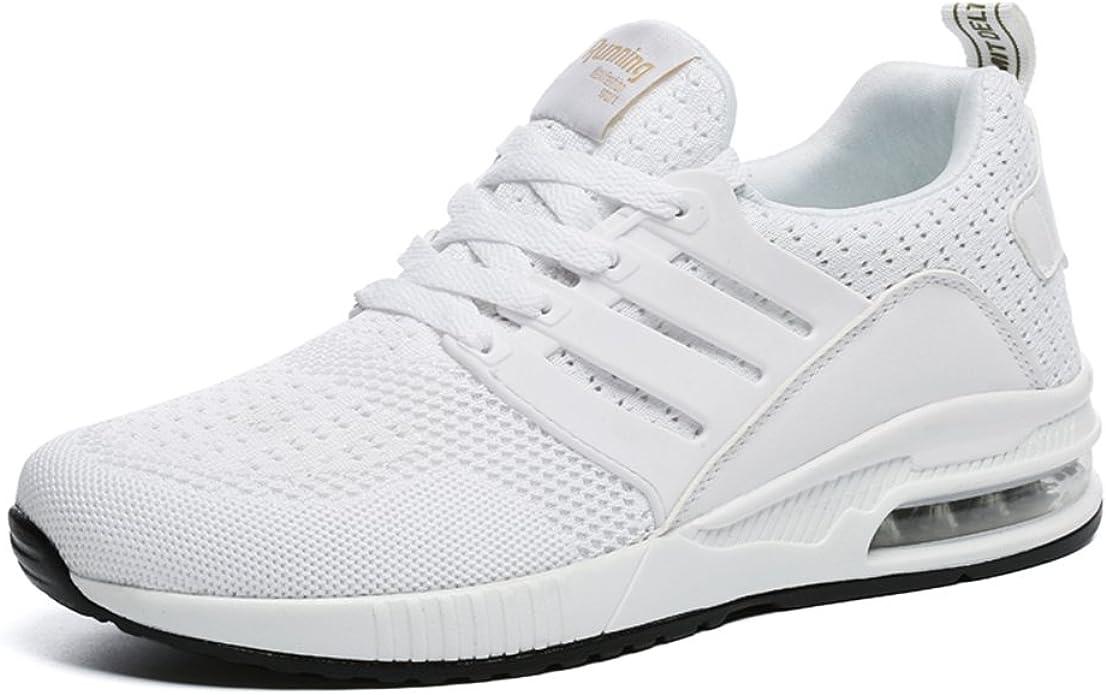 CLASSIC PINK Hombre Mujer Zapatillas Running para Hombre Aire Libre y Deporte Transpirables Gimnasio Correr Sneakers: Amazon.es: Zapatos y complementos