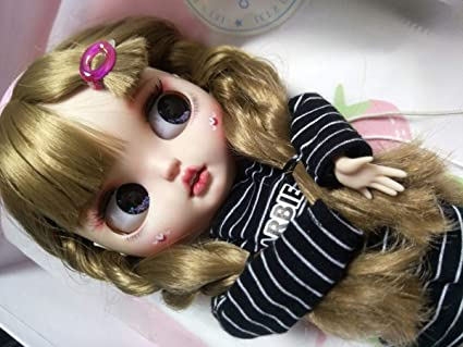 1//6 Dolls Flexible Plastic Hands Model for Blythe BJD Dolls Normal Skin