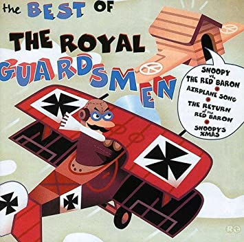 the best of the royal guardsmen - Snoopy And The Red Baron Christmas Song