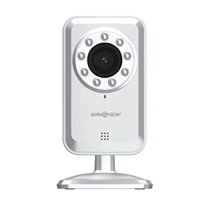 Wansview NCS601W (Sin instalación, Plug and Play) Cámara Interior Inalámbrica Cloud IP Camera Cámara IP Motorizada de Vigilancia ...