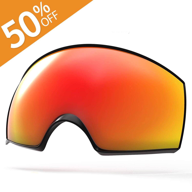 NXONE Ski Snowboard Snow Goggles PRO Replacement Lens