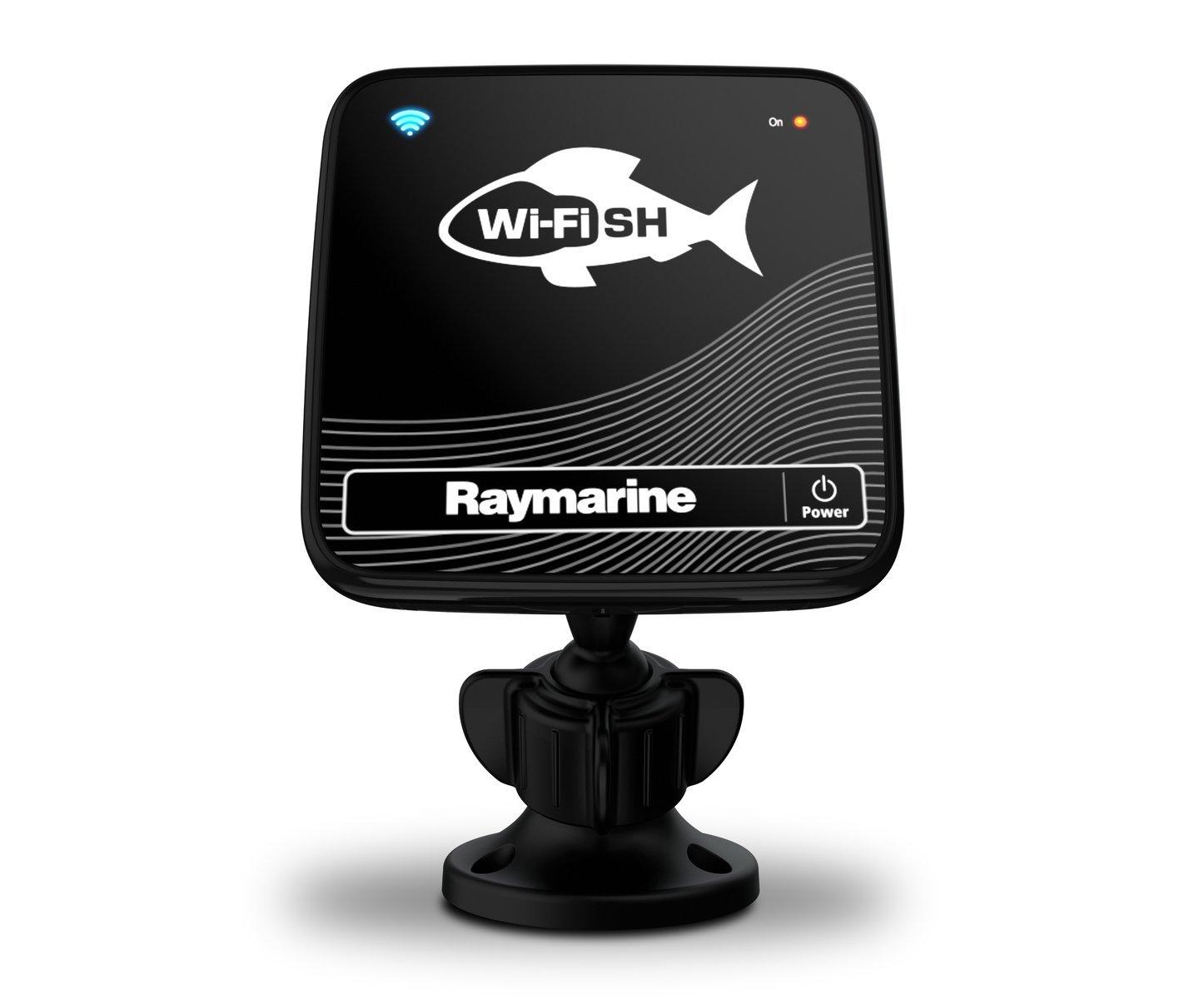 Raymarine Wi-Fish DownVision Blackbox Sonar with Wi-Fi by Raymarine