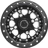 Hiper Wheel 14X7 Sbl Fs14'' 4+3 4/156 1470-PBKB4-43-SBL-BK