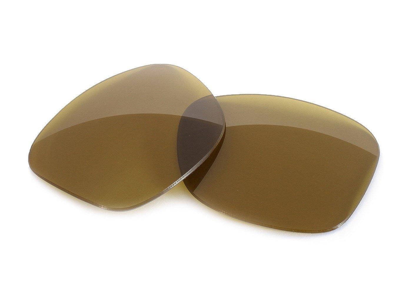 b98042acebc Amazon.com  FUSE Lenses for Dita Mach One Yellow Polarized Lenses  Clothing