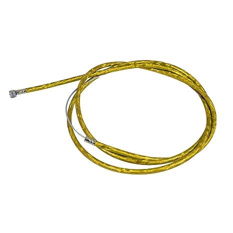 jrl 150 cm amarillo del acelerador Cable de embrague ajuste Línea 49 cc 60 cc 80