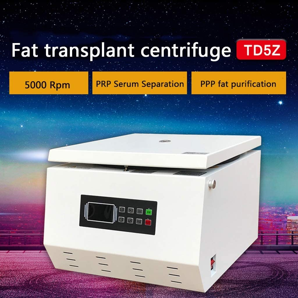 Máquina de centrifugado de grasa a velocidad lenta, separador ...