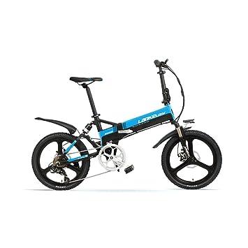 Bicicleta eléctrica plegable G550 Extrbici de 240W, 48V,