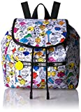 LeSportsac Mr Men Little Miss Small Edie Backpack, Mr Men and Little Miss