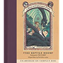A Series of Unfortunate Events #2: The Reptile Room CD