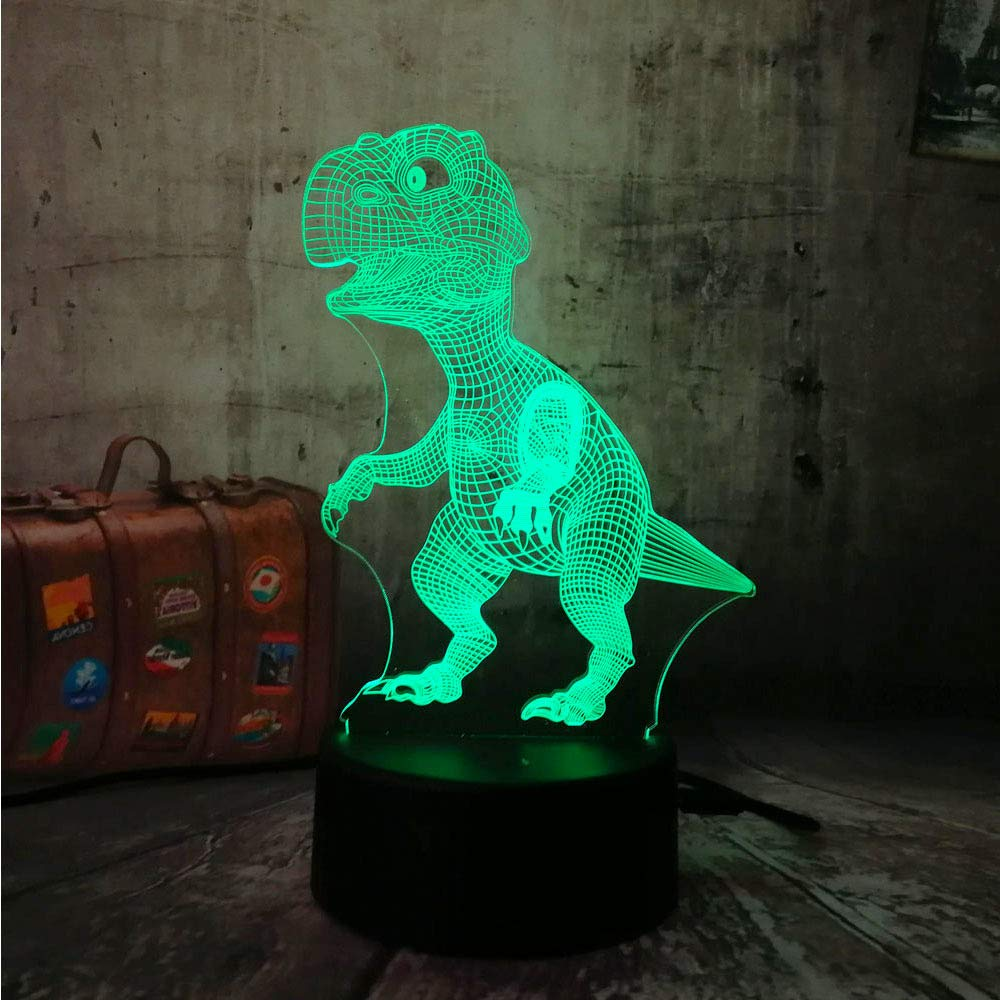 wangZJ Night Light / 3d Illusion Lámpara/Decoración del ...