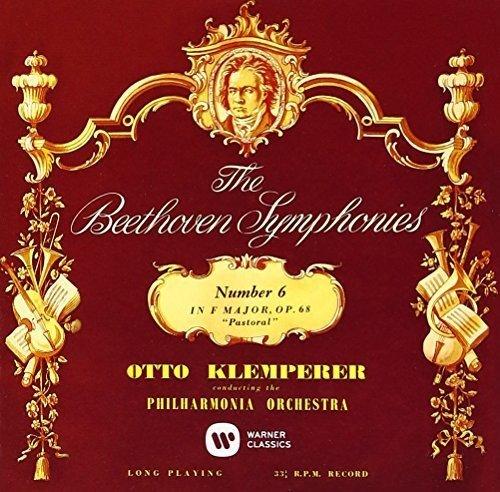 CD : Beethoven - Klemperer, Otto - Symphony 6 (Japan - Import)