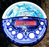 2006 Radica Games, Ltd. Radica Games Radica Junior 20q Electronic LCD Hand-held Interactive Game (See Through Purple Clear Color)