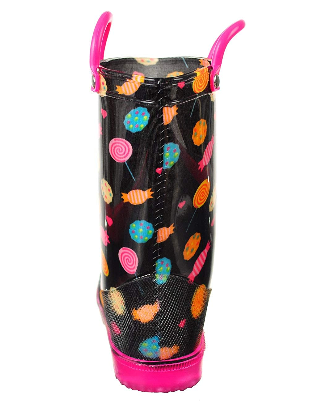 Boys /& Girls ZOOGS Childrens Light Up Rain Boots for Little Kids /& Toddlers