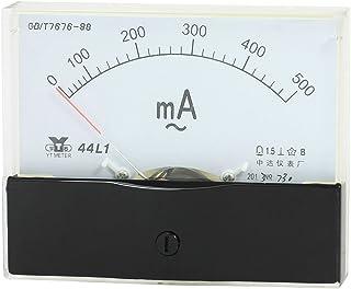 Pannello amperometro calibro AC analogico 0-500ma campo di misura 44l1