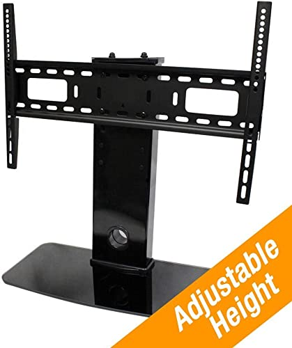 Universal Table Top TV Stand for 32 – 60 Flat-Screen Televisions