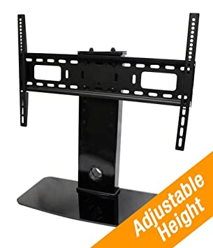 Amazon Com Universal Tv Stand For Televisions 32 60 Home