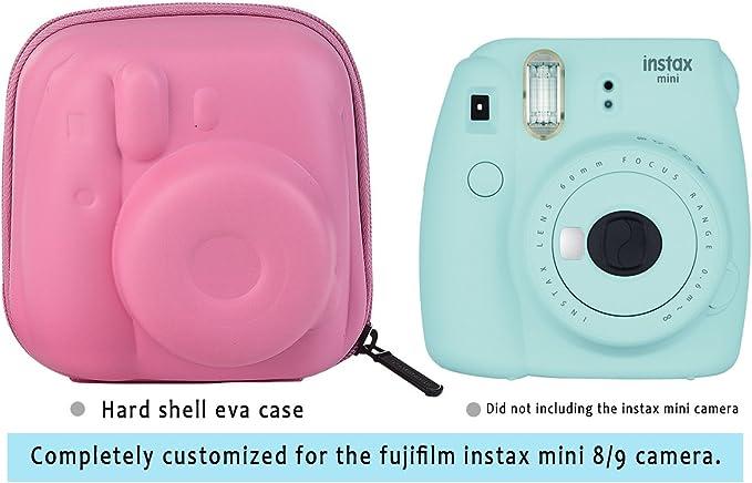 Per Fujifilm Instax Mini 7S istantanea Fotocamera Tracolla Borsa Custodia Cover POUCH SHELL