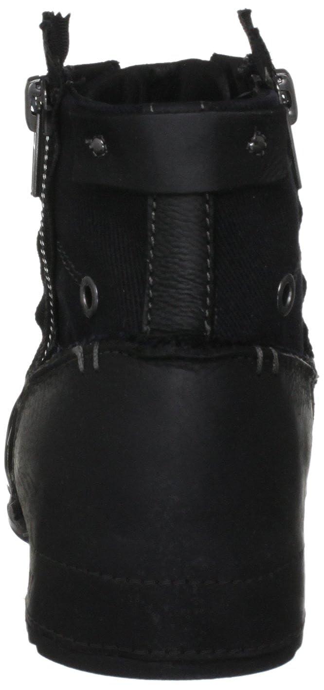 Replay Clutch, Herren Stiefel Schwarz Schwarz Stiefel (Black) e0b22c