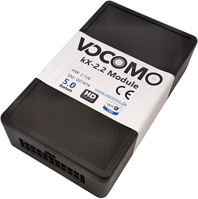 Vocomo Ka 2 Bluetooth Audio Adapter Passend Für Bmw 1er Elektronik
