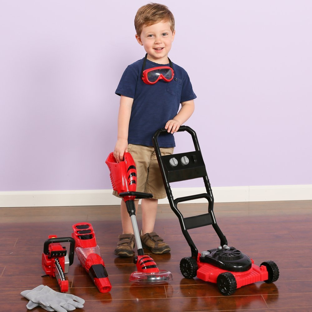 Constructive Playthings Power Garden Tools