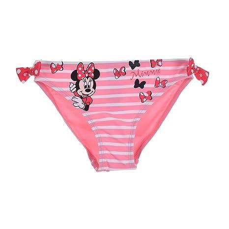 Disney ER1806 - Traje de playa de Minnie Mouse, para niña ...