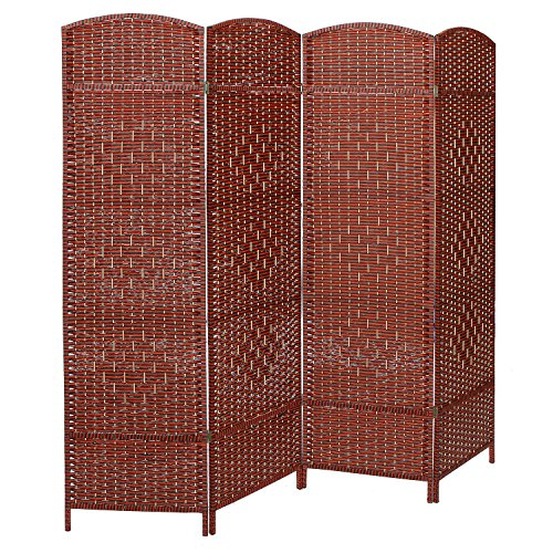 Decorative Freestanding Privacy Divider Partition
