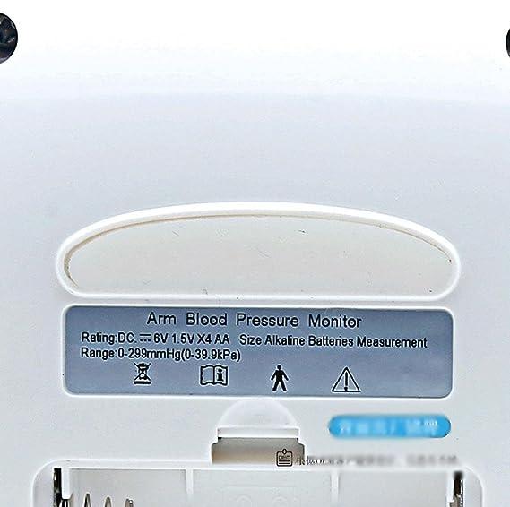 hrrh air-release sphygmomanometer aneroide - Monitor de presión sanguínea Profesional con el Tipo de brazo de Familia sphygmomanometer Electrónico ...