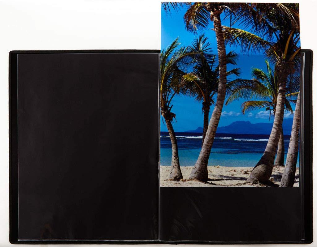 ProFolio by Itoya, Art ProFolio Evolution Presentation Display Book - Portrait, 16 x 20 Inches