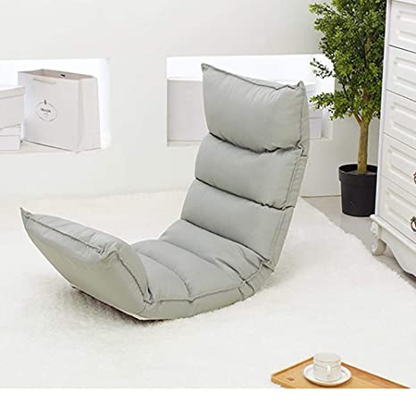 Cool Amazon Com Lazy Sofa Single Folding Bedroom Sofa Creative Onthecornerstone Fun Painted Chair Ideas Images Onthecornerstoneorg