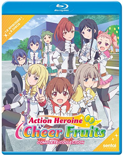 Action Heroine Cheer Fruits [Blu-ray]