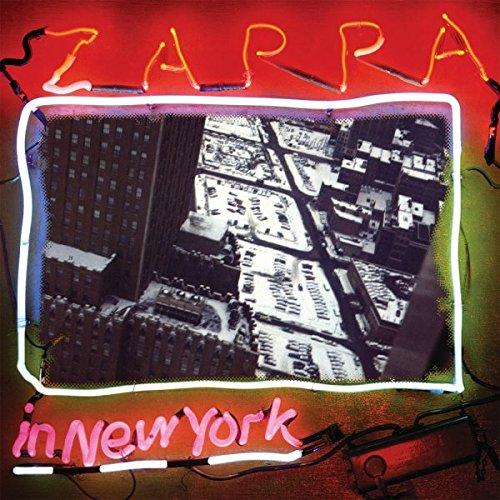CD : Frank Zappa - Zappa in New York (2 Disc)