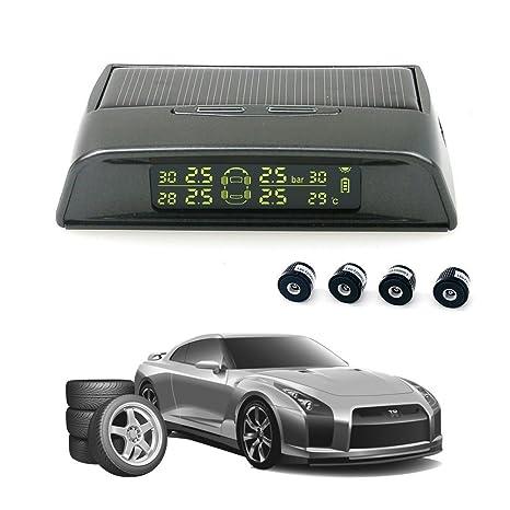 Kit de monitor de presión de neumáticos de coche, GOGOLO ...