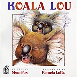 Image result for koala lou book